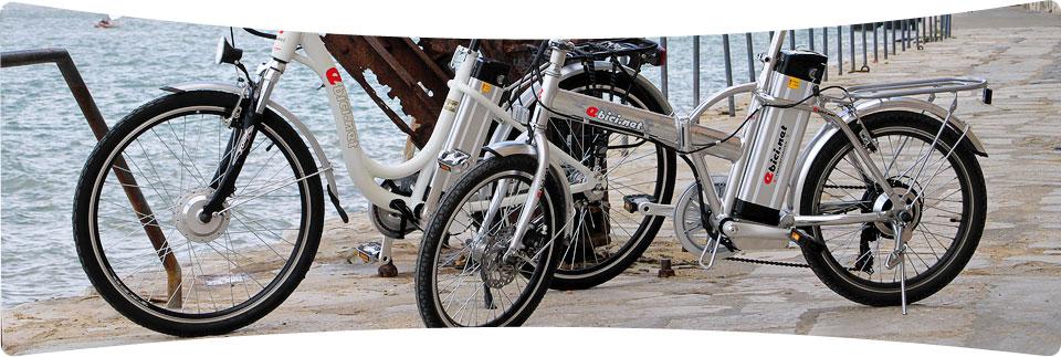 Ebici, bicicletas eléctricas de pedaleo asistido